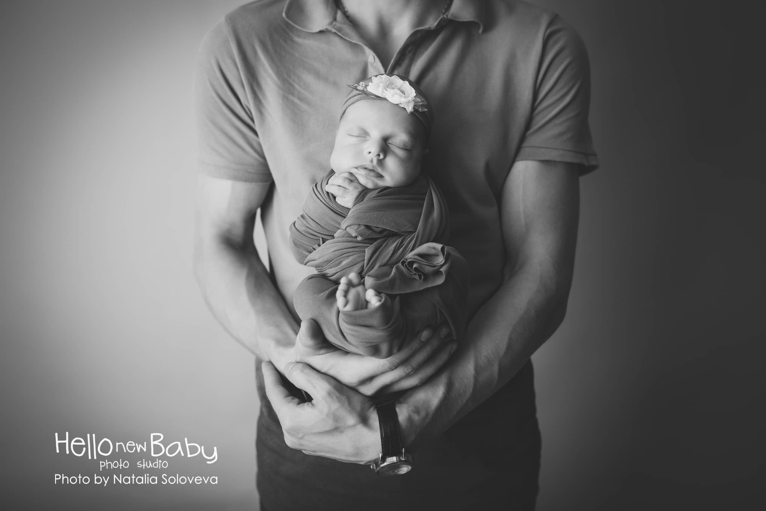 Фотосессия - сказка для малыша и его родителей